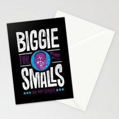 Biggie Smalls for Mayor v.2 Stationery Cards