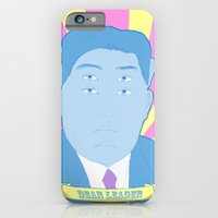 iPhone & iPod Case featuring Dear Leader by Susanah Grace