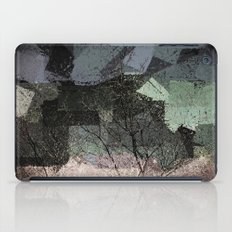 Patchwork Abstract  iPad Case