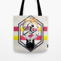 Shape - 2 Tote Bag
