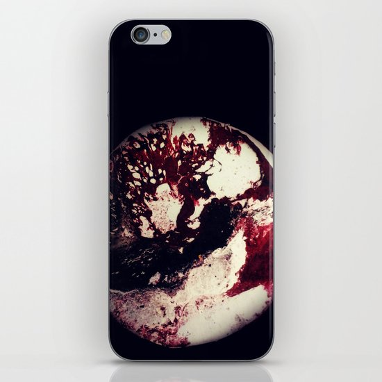 Blood Lines iPhone & iPod Skin