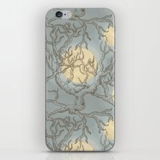 The Moon and The Yew Tree iPhone & iPod Skin