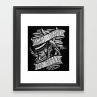 Cultured, Cultivated, An… Framed Art Print