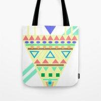 Triangle Affiniti Tote Bag