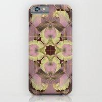 vintage orchid  iPhone 6 Slim Case