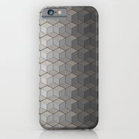 Pattern #6 Greyscale iPhone 6 Slim Case