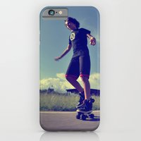 iPhone & iPod Case featuring Roller  by Luca Finardi
