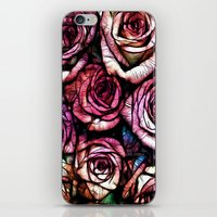 :: Rose Colored :: iPhone & iPod Skin