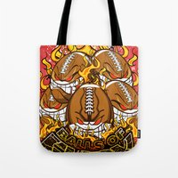 Balls Of Fury Tote Bag