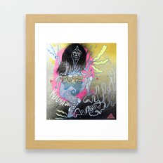 stomper Framed Art Print