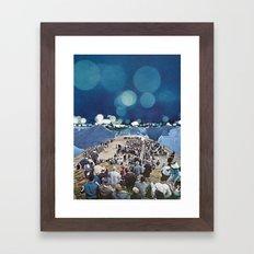 The Equinox Framed Art Print