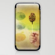 Once Upon A Time A Color… iPhone & iPod Skin