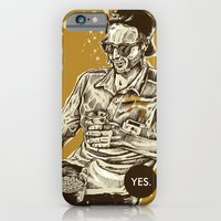 iPhone & iPod Case featuring YES public disgrace 2 by mark kowalchuk