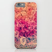 iPhone & iPod Case featuring Roses by Msimioni