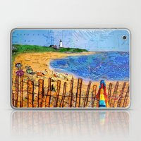 Summer Down The Cape Laptop & iPad Skin
