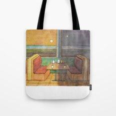 Diner Days, Diner Nights Tote Bag
