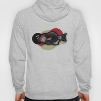 Happy New Fish  Hoody