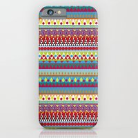 iPhone & iPod Case featuring NATIVE MIND DREAM by Nika