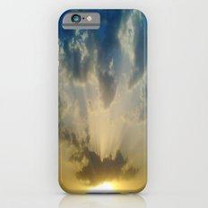 Pushing 'em away iPhone 6s Slim Case