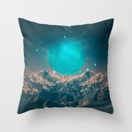 Made For Another World Throw Pillow