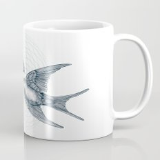 Two Swallows Mug