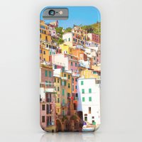 italy iPhone & iPod Cases featuring Italy by Giorgio Fochesato