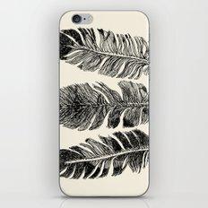 Feather Eagle iPhone & iPod Skin