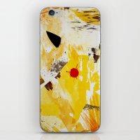 Pikachu - Digital Waterc… iPhone & iPod Skin