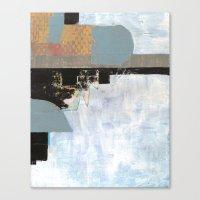 Abstrctcllg Canvas Print