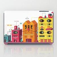 Buildings iPad Case