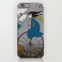 I Follow the Wind iPhone 6 Slim Case