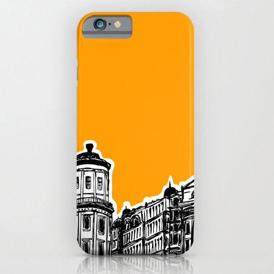 King William IV Street iPhone & iPod Case