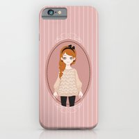 iPhone & iPod Case featuring Lucy by Ruxi Li