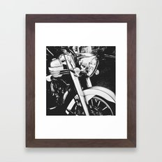 Harley I Framed Art Print
