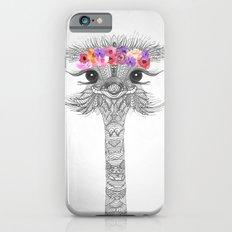 FLOWER GIRL II  Slim Case iPhone 6s