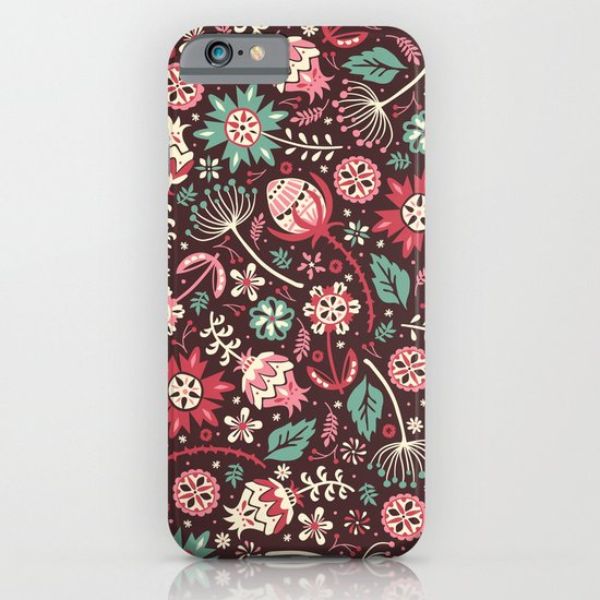 Wallflowers iPhone & iPod Case