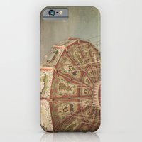 Vintage Swings iPhone 6 Slim Case