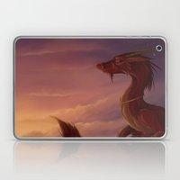 Red Dragon Laptop & iPad Skin