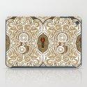 Clockwork Valentine iPad Case
