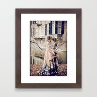 Nina Framed Art Print