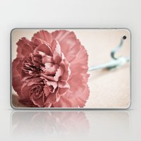 Vintage Carnation Laptop & iPad Skin