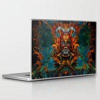 joker Laptop & iPad Skins featuring Joker by Waelad Akadan