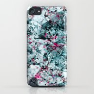 FLORAL WAVES iPod touch Slim Case