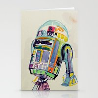 R2 Stationery Cards
