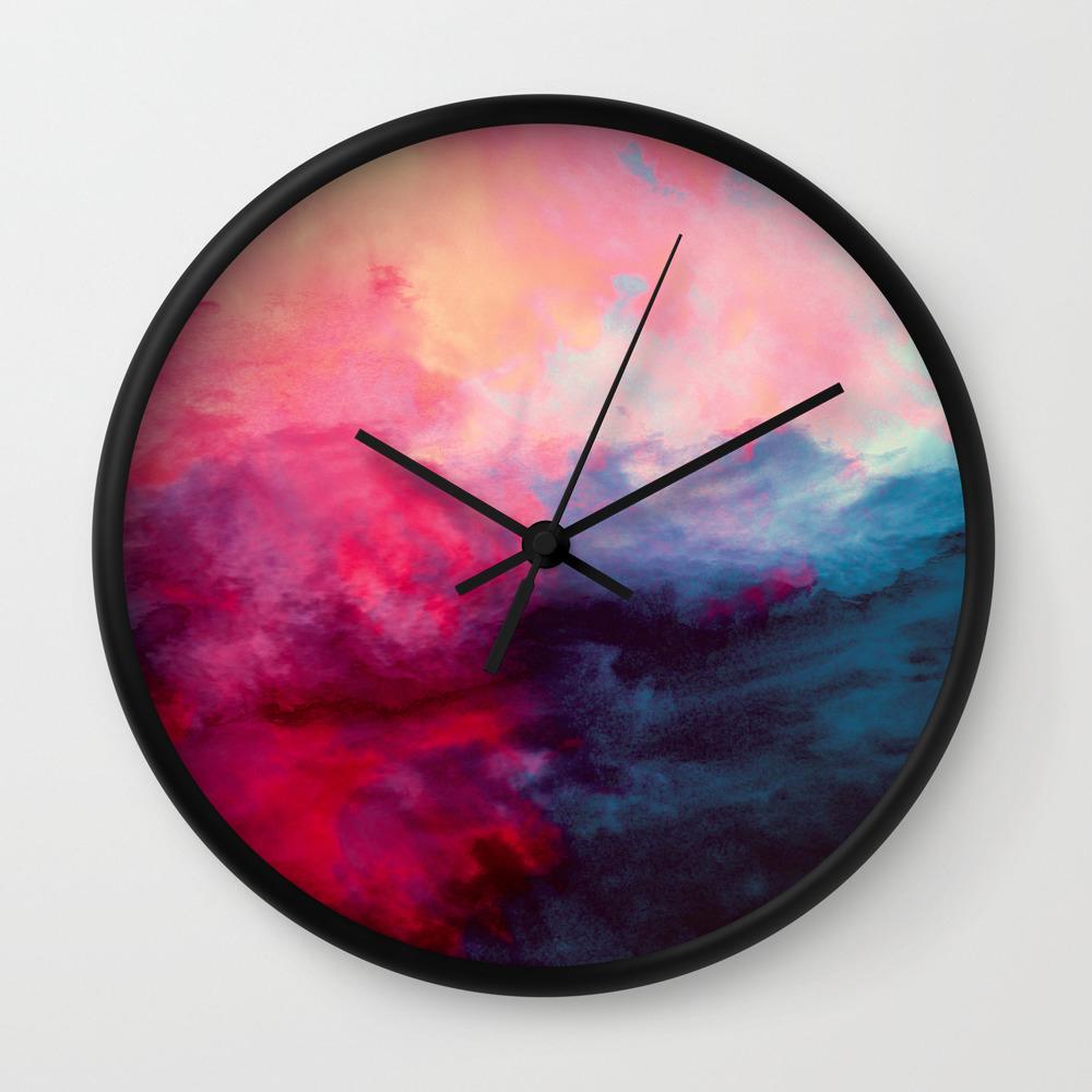 Painting Wall Clocks Society6