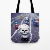 Death FTW Tote Bag