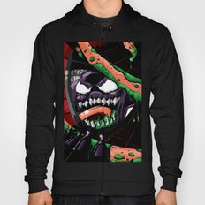 To Catch A Spider (Purple Symbiote) Hoody