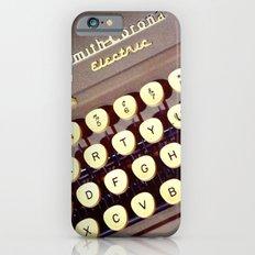 Smith Corona iPhone 6 Slim Case