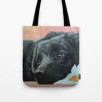 The most beautiful eyes Tote Bag