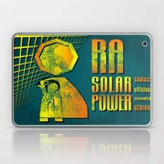 Ra Solar Power Laptop & iPad Skin
